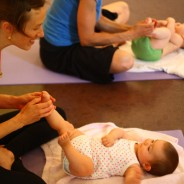 Massage pour bébé 1ère partie: Les astuces pour être bien préparée !